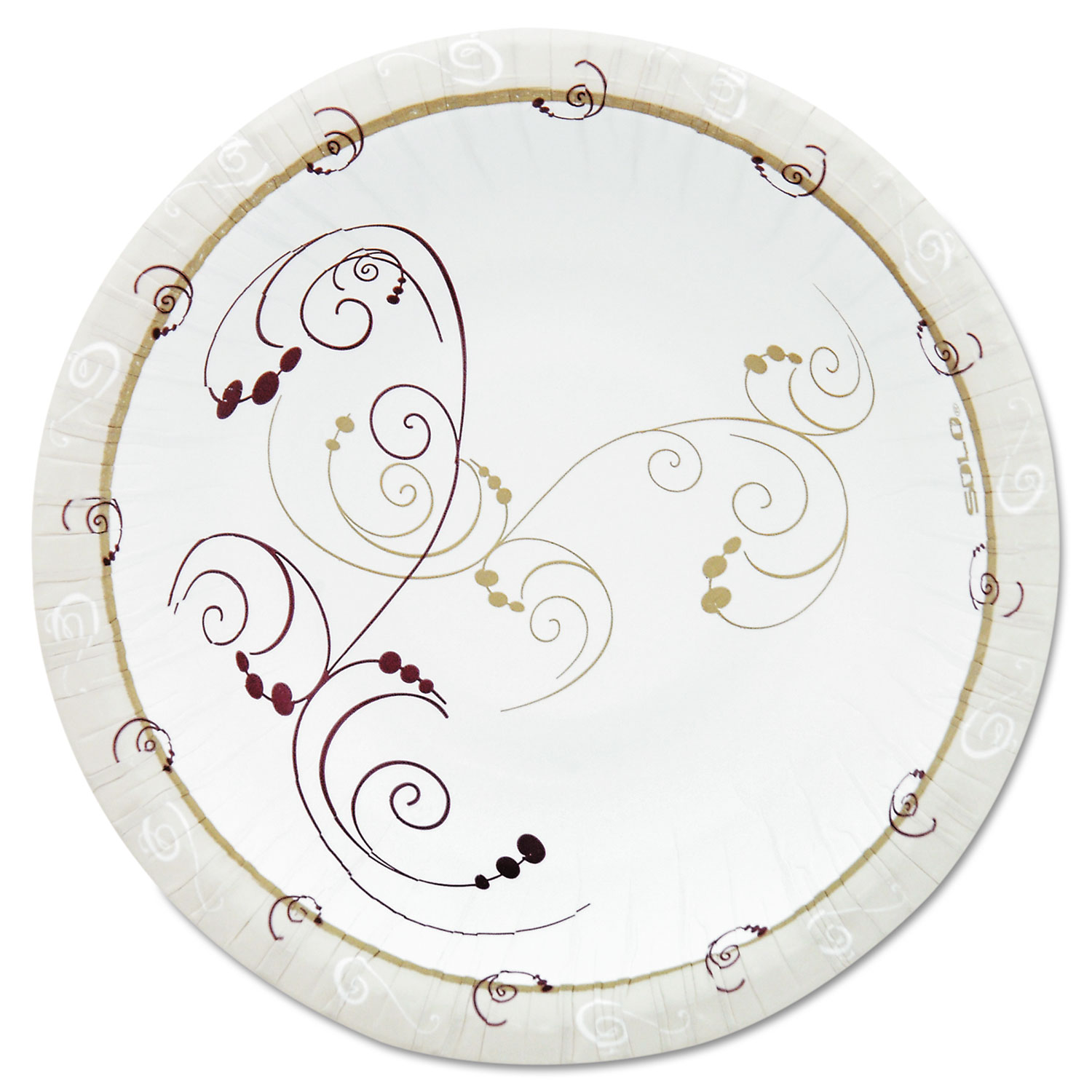Symphony Paper Dinnerware by Dart SCCHB12J8001CT