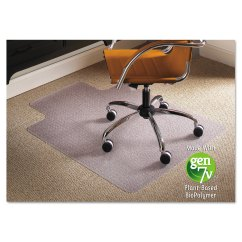 Es Robbins Chair Mat Poang Cushion Replacement Purchase Natural Origins Biobased For Carpet