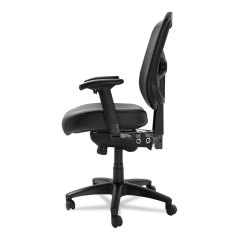 Alera Elusion Chair Aeron Spare Parts Uk Series Mesh Mid Back Multifunction By