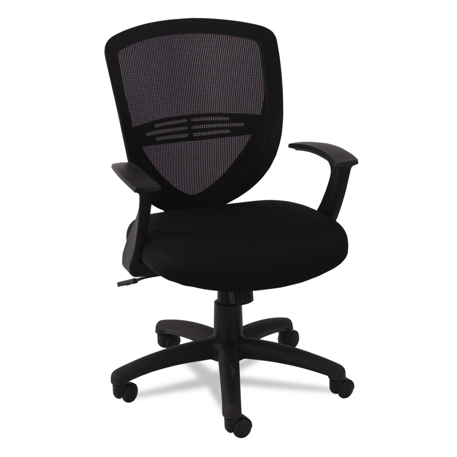 office chair vs task tennis chairs swivel tilt mesh mid back by oif oifvs4717