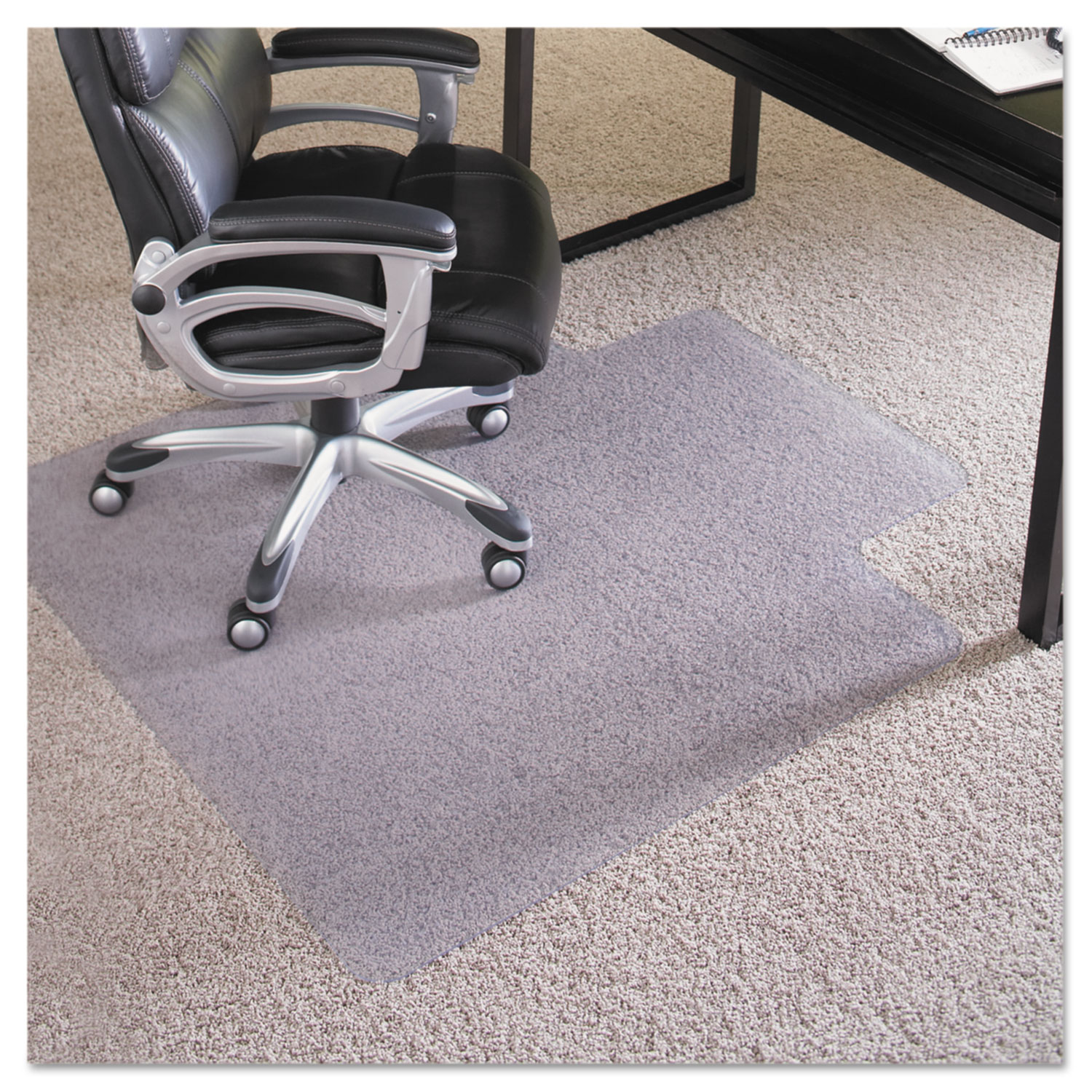 office chair mat 45 x 53 rent tablecloths and covers for wedding 45x53 lip by es robbins esr124154