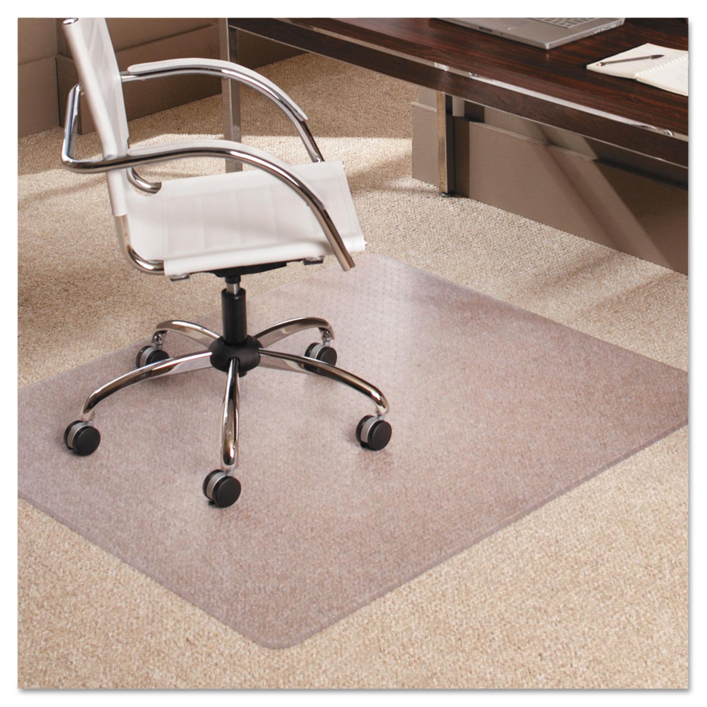 46x60 Rectangle Chair Mat by ES Robbins ESR128371