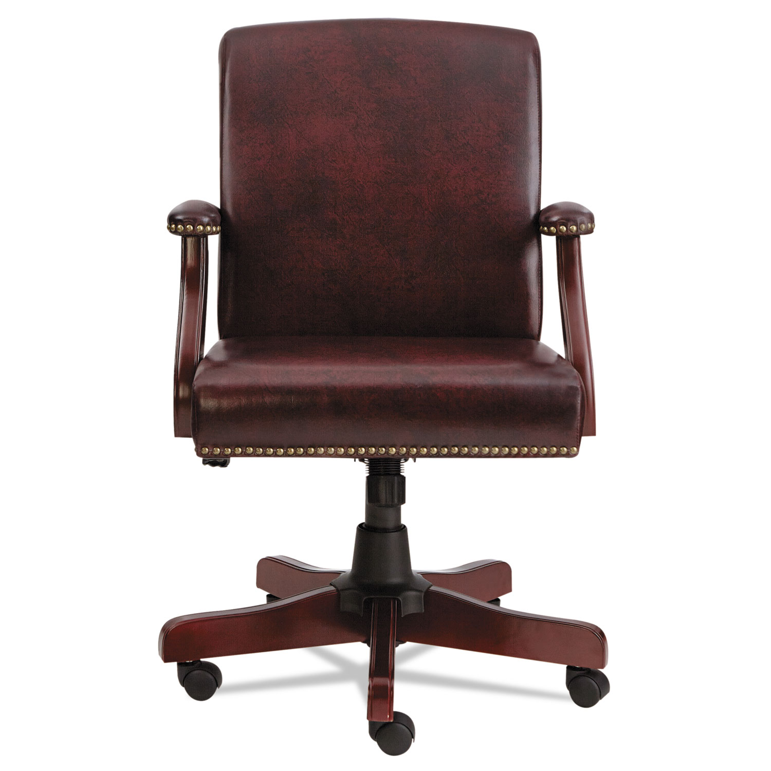 Alera Chair Alera Traditional Series Mid Back Chair By Alera