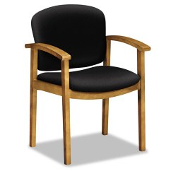 Hon Invitation Guest Chair Sit-stand For Disabled 2111 Reception Series Wood By