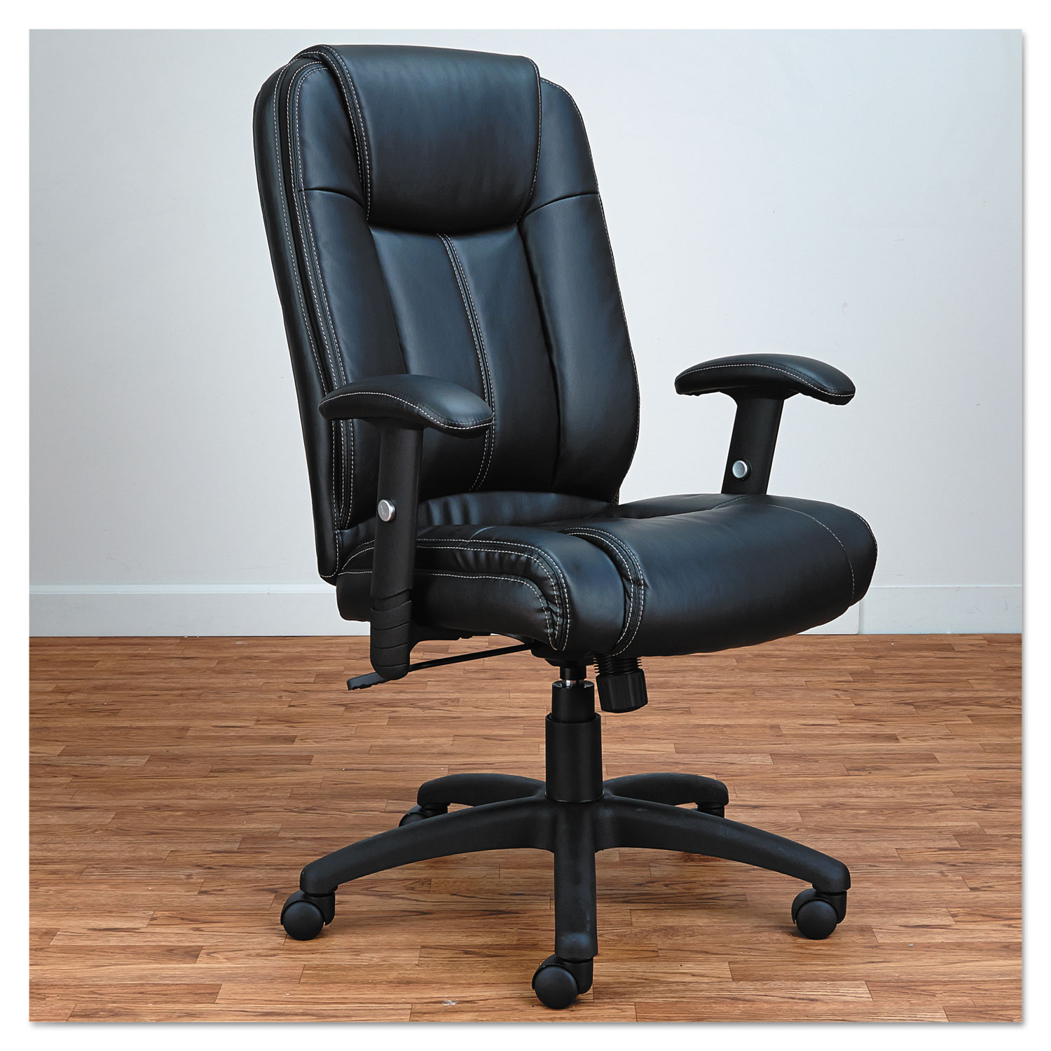 Alera Chair Alera Cc Series Executive High Back Swivel Tilt Leather