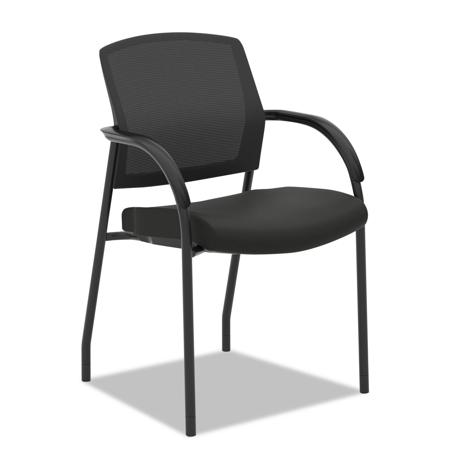hon desk chairs ergonomic chair tailbone lota series mesh guest side by hon2285va10