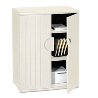 OfficeWorks Resin Storage Cabinet by Iceberg ICE92563 ...