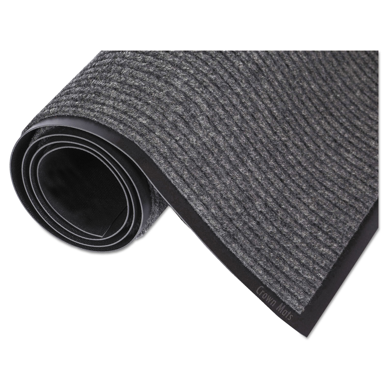 office chair mat 60 x 72 oly studio hanna needle rib wipe and scrape by crown cwnnr0046gy