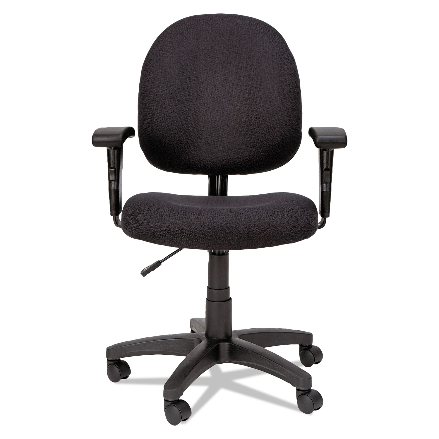 alera office chairs review wedding reception images essentia series swivel task chair with adjustable