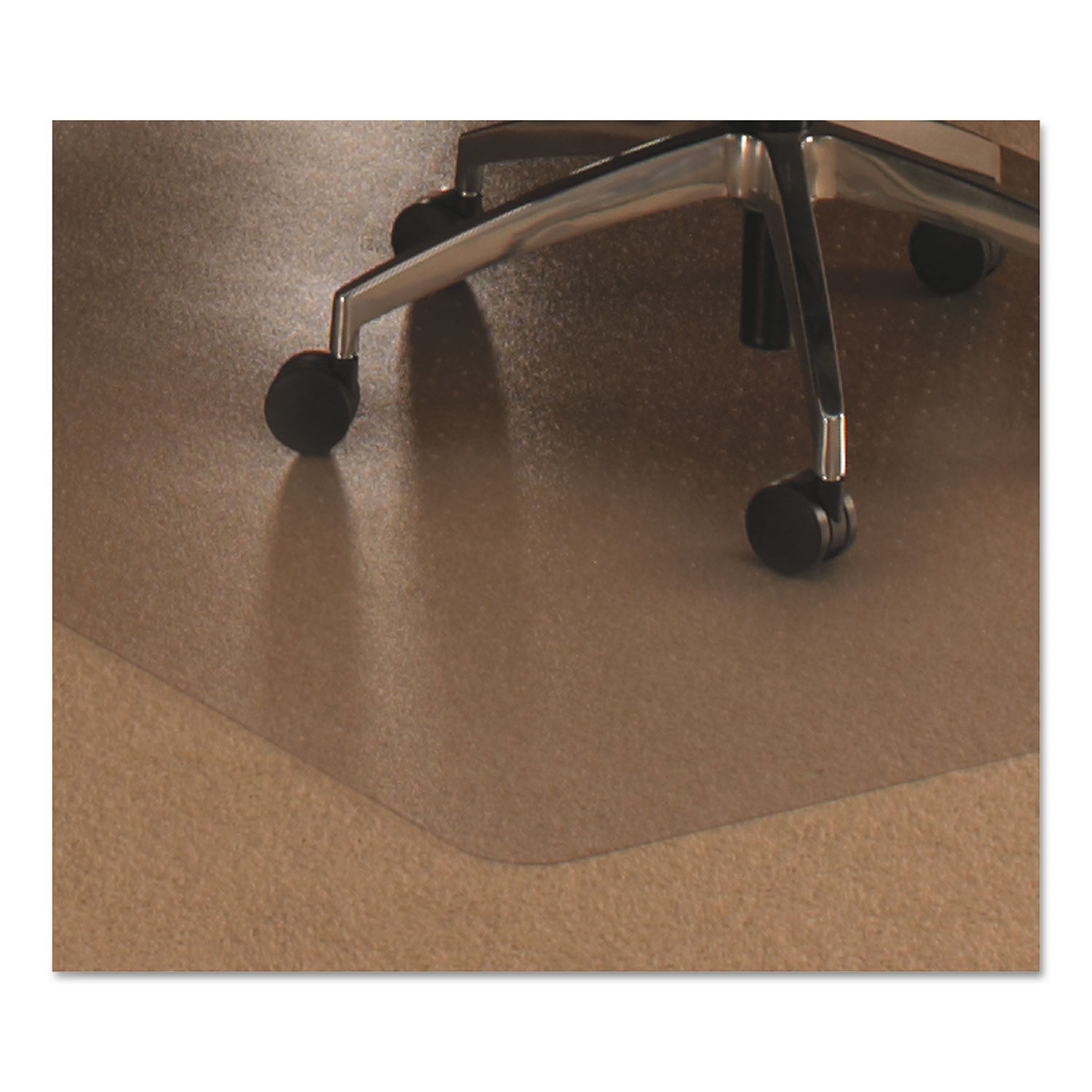 Chair Mat For Thick Carpet Cleartex Ultimat Polycarbonate Chair Mat For Low Medium