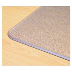 Heavy Duty Office Chair Mat Navy Club Cleartex Megamat Polycarbonate For Hard