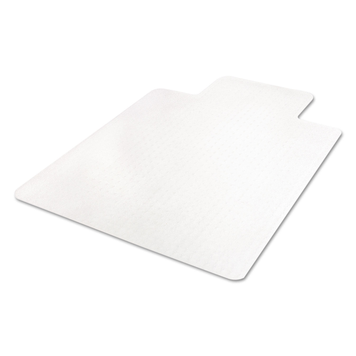 office chair mat 45 x 53 bucket covers for sale economat occasional use low pile by deflecto® defcm11112 - ontimesupplies.com