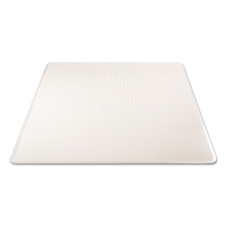 desk chair mat for high pile carpet swivel office warehouse execumat intense all day use