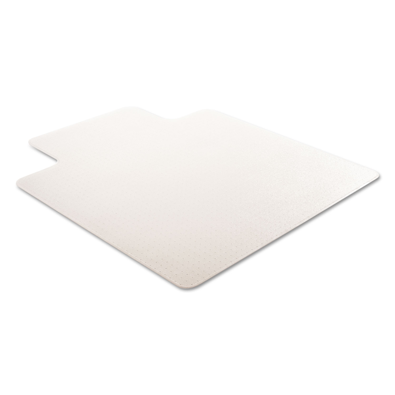 desk chair mat for high pile carpet west elm execumat intense all day use