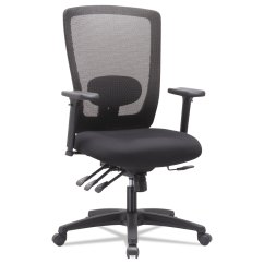 Alera Office Chairs Review Pub Clearance Envy Series Mesh High Back Multifunction Chair By