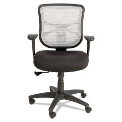 Mid Back Mesh Chair Cute Beach Chairs Alera Elusion Series Swivel Tilt By