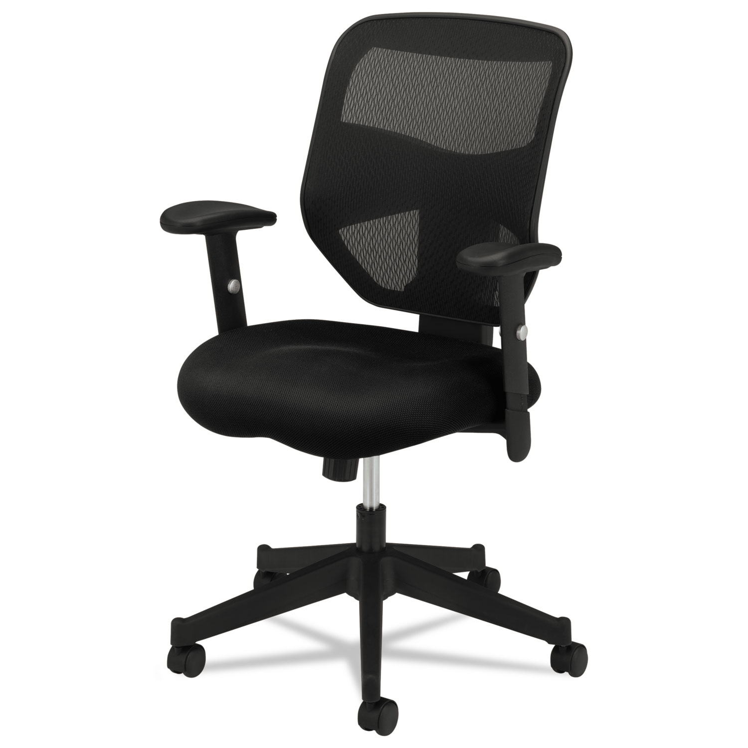 Work Chair Vl531 Series High Back Work Chair By Hon Bsxvl531mm10