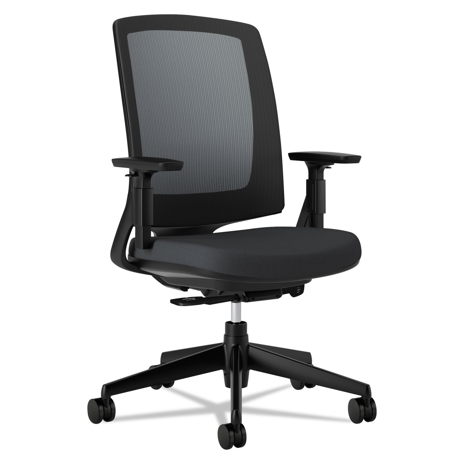 Work Chair Lota Series Mesh Mid Back Work Chair By Hon Hon2281va10t