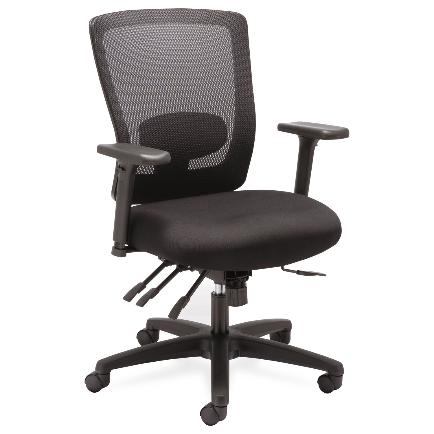alera office chairs review swing chair flipkart envy series mesh mid back multifunction by