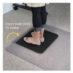 Chair Mat For Carpet Walmart Unusual Garden Sit Or Stand Hard Floors By Es Robbins
