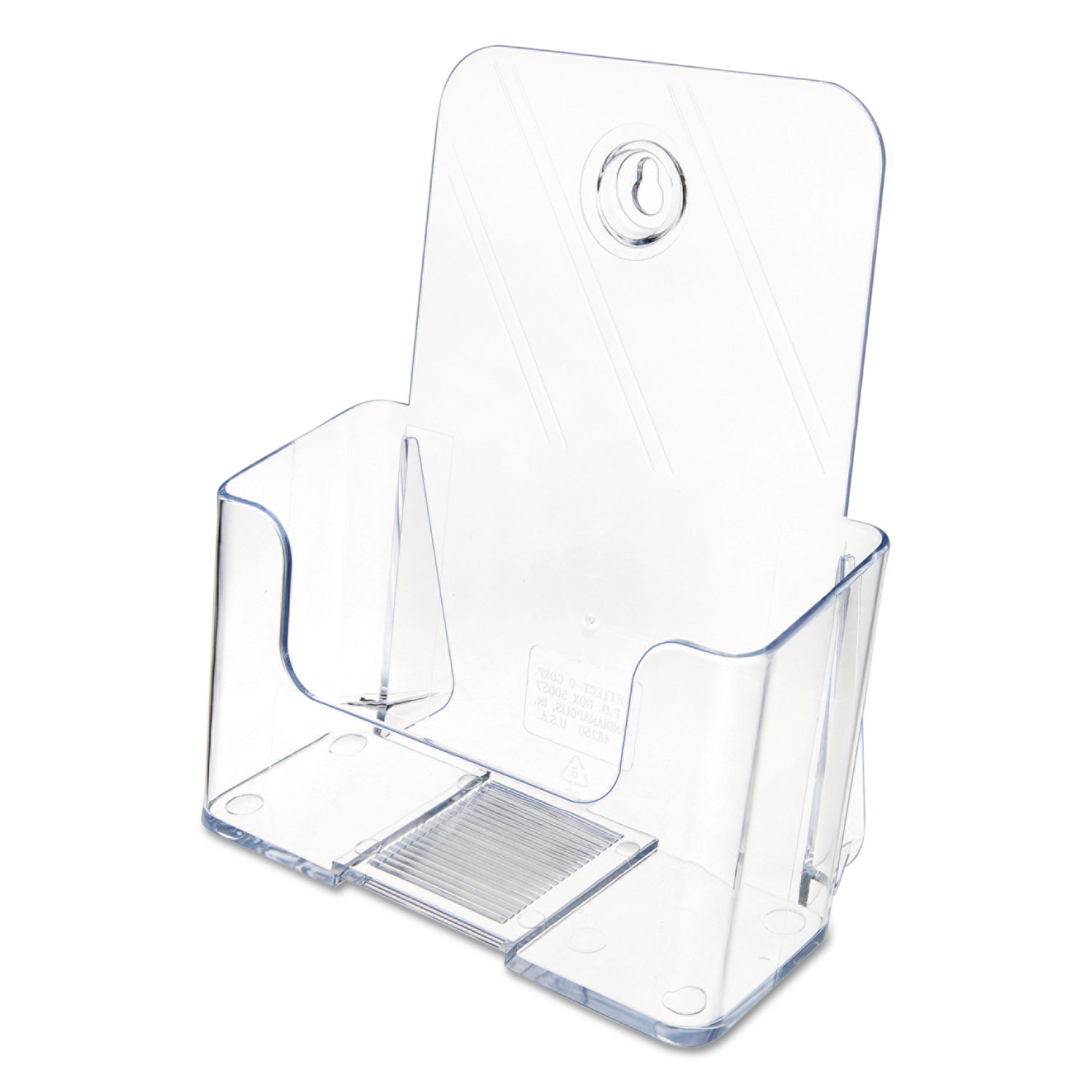 Docuholder For Countertop Wall Mount Booklet Size 6 1 2