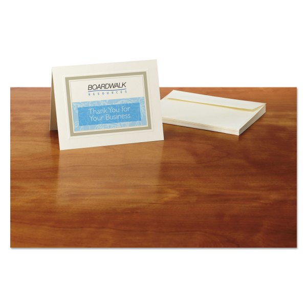 Ave8317 Avery Embossed Note Cards - Zuma