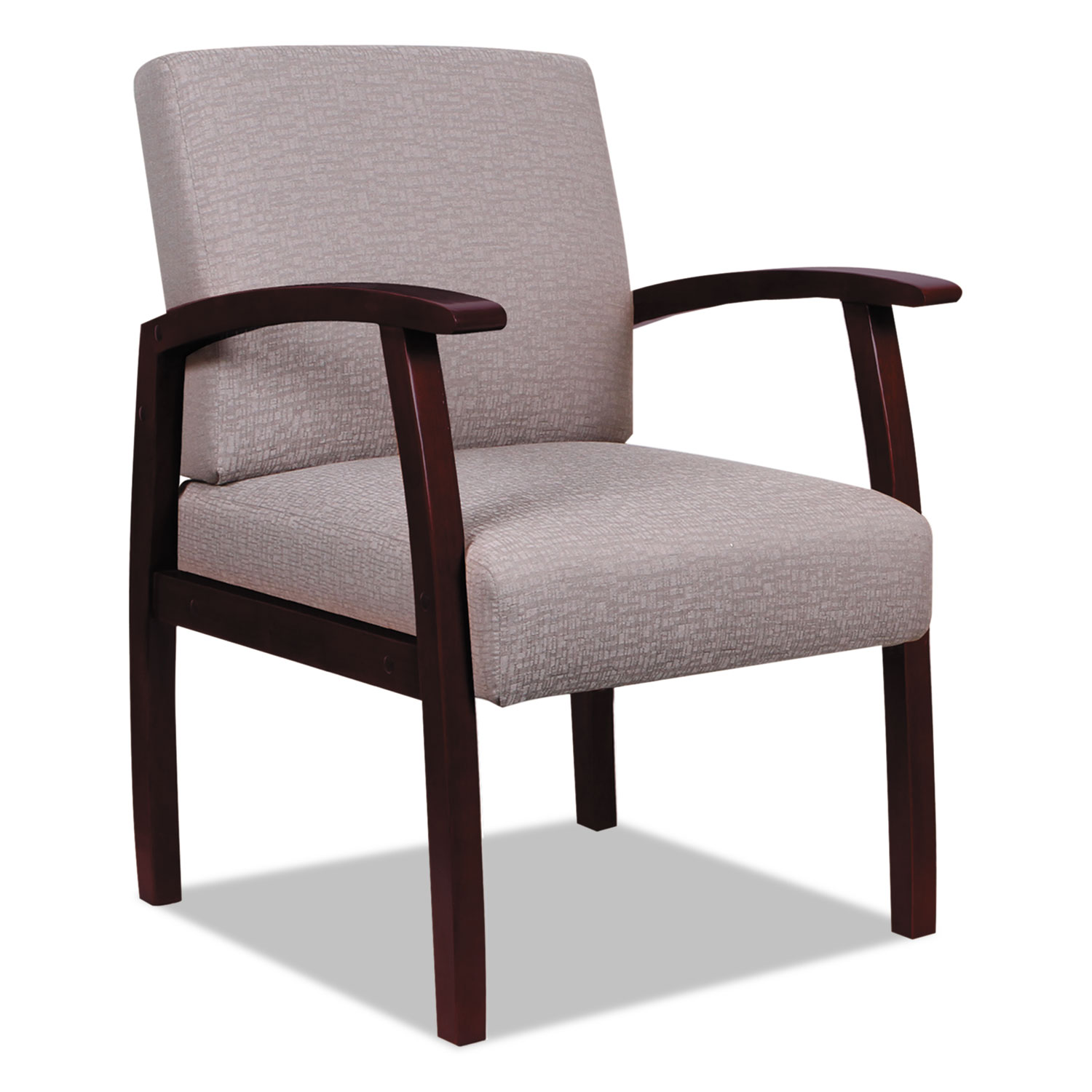 Alera Chair Alera Reception Lounge 700 Series Guest Chair By Alera