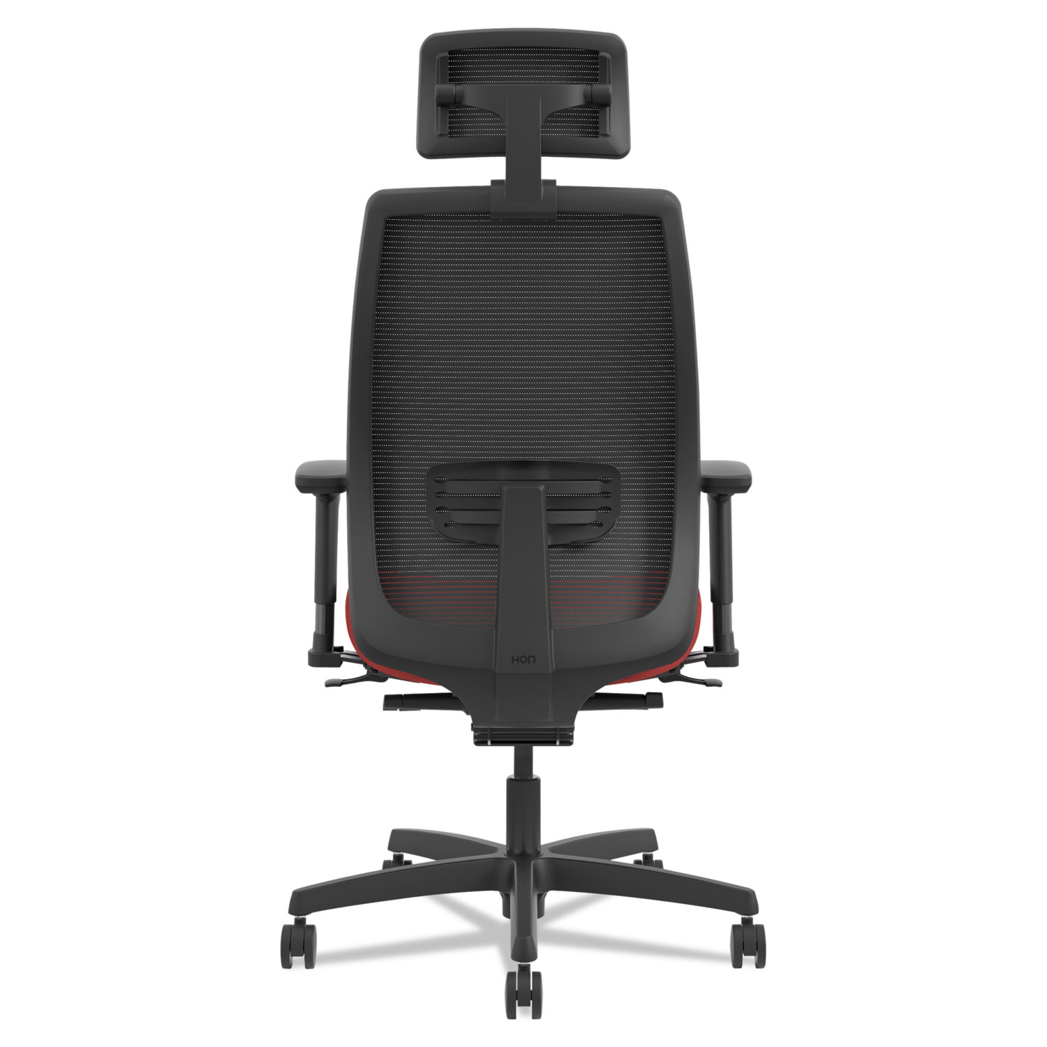 add on headrest for office chair king folding adjustable endorse series mesh mid back work