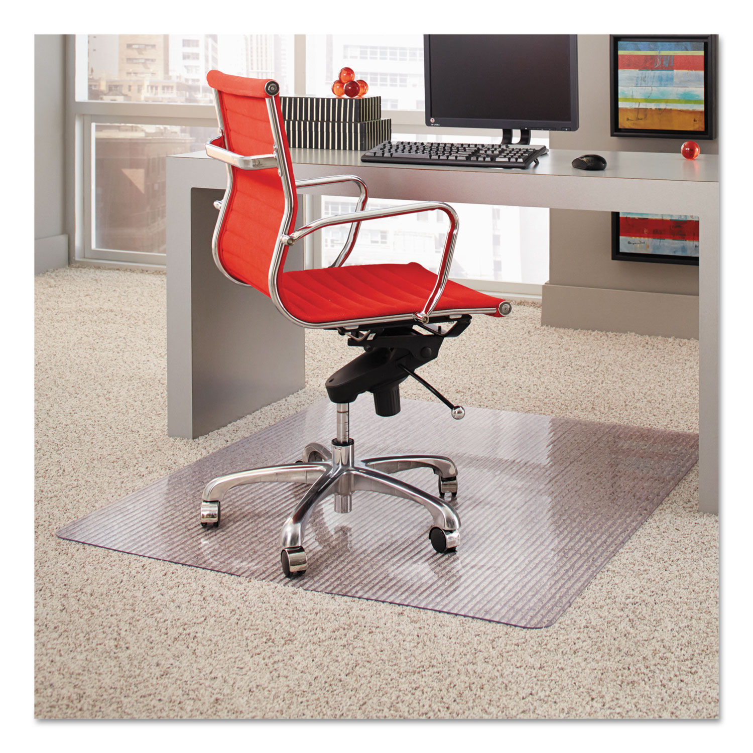 office chair mat 45 x 60 used spandex covers dimensions for carpet by es robbins esr162008