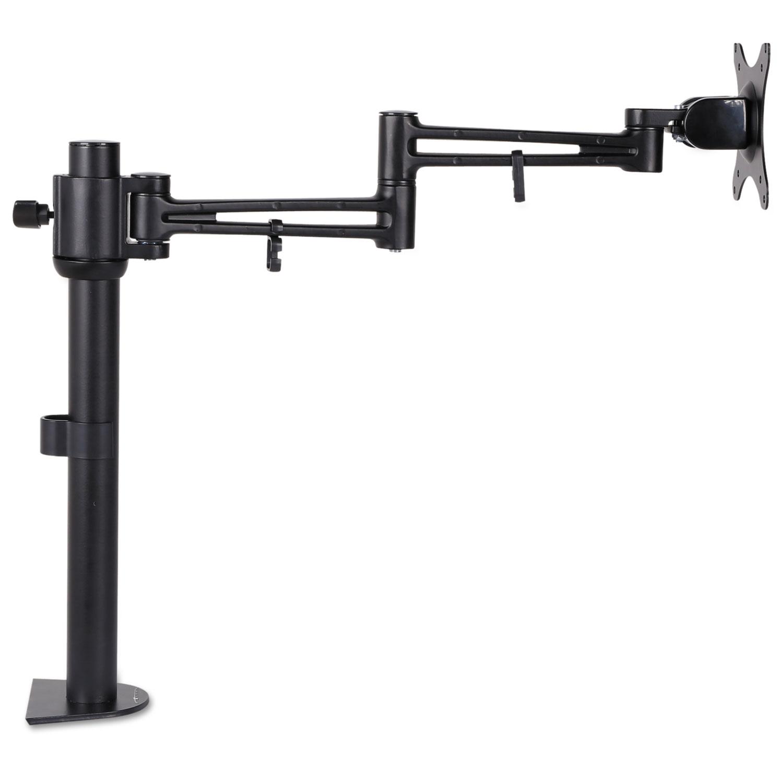 Adaptivergo Pole Mounted Monitor Arm Single Monitor Up To