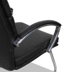 Alera Office Chairs Review Revolving Chair Best Price Neratoli Series Slim Profile Guest By