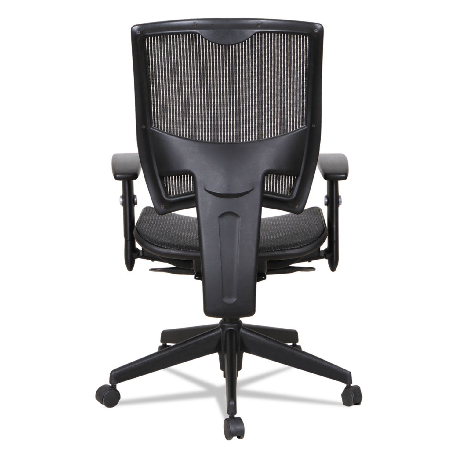 Alera Chair Alera Epoch Series All Mesh Multifunction Mid Back Chair