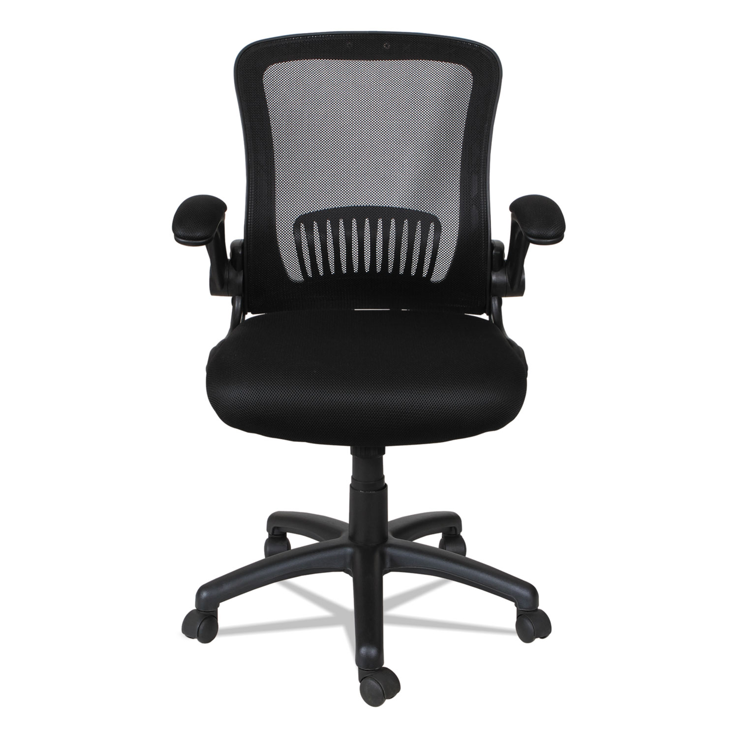 Alera Chair Alera Eb E Series Swivel Tilt Mid Back Mesh Chair By Alera