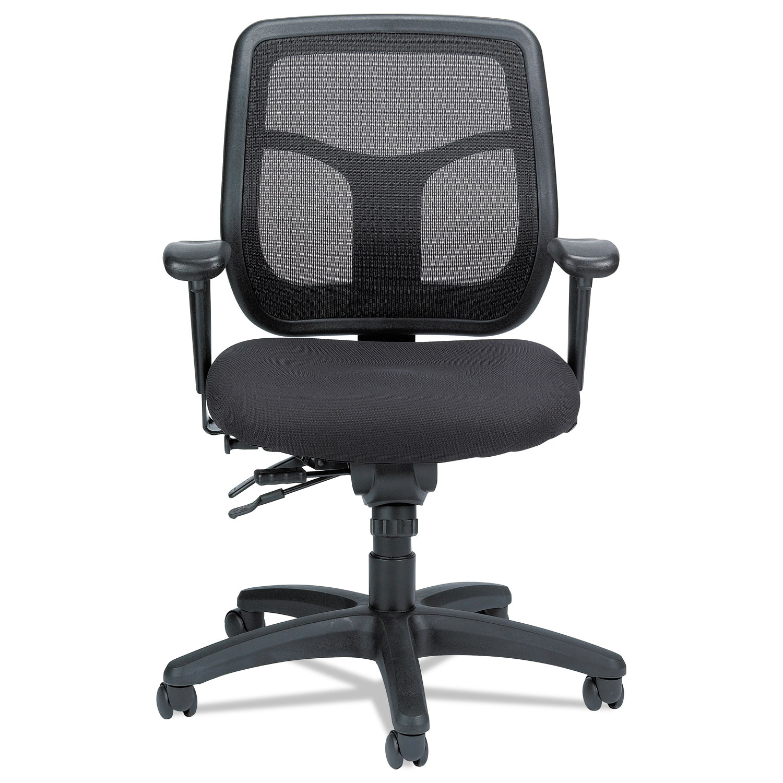 mesh task chair folding fishing pole holder apollo multi function by eurotech eutmft945sl thumbnail 1