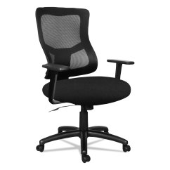 Alera Elusion Chair Barber Chairs For Sale In Chicago Ii Series Mesh Mid Back Swivel Tilt W