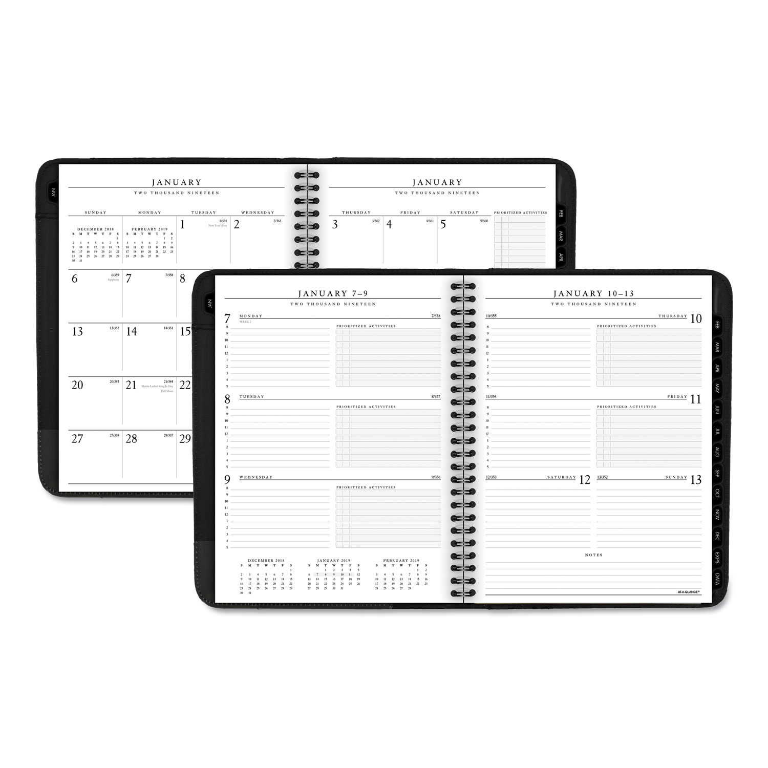 Executive Weekly/Monthly Appointment Book by AT-A-GLANCE