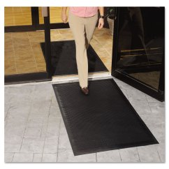 Office Chair Mat 60 X 72 Professional Makeup Clean Step Outdoor Rubber Scraper By Guardian