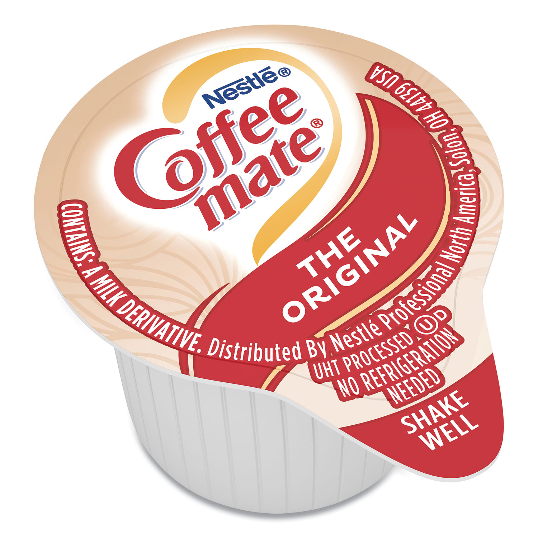 Liquid Coffee Creamer Original 0.38 oz Mini Cups 360 ...