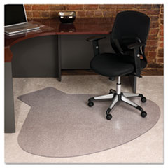 desk chair mat for carpet box stand how to choose an office ontimesupplies com 66x60 workstation professional series anchorbar up 3 4