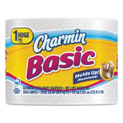 charmin basic bathroom tissue 12 rolls : Brightpulse.us