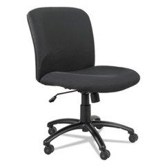 Tall Swivel Chair Bedroom Mustard Uber Series Big Tilt Mid Back By Safco Saf3491bl Thumbnail