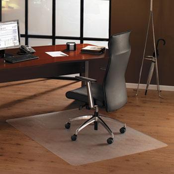 desk chair mat for high pile carpet cane bottom rocking cleartex ultimat polycarbonate carpets by floortex flrer1115227er ontimesupplies com