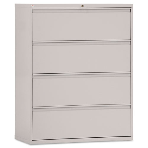 Superwarehouse Four Drawer Lateral File Cabinet 42w X