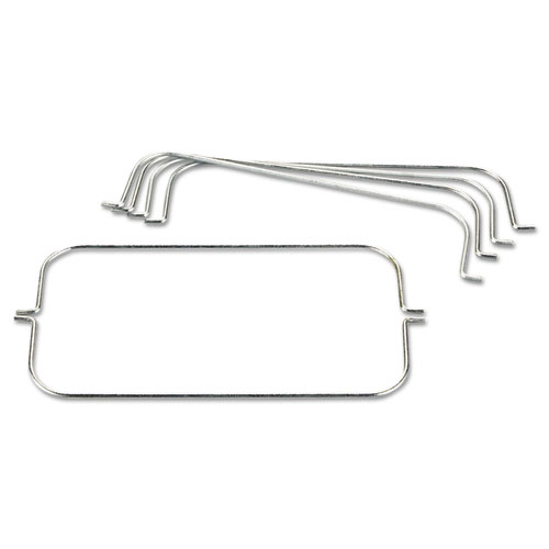 Tri-Wire Waste Bag Holder Kit, For Rubbermaid Commercial