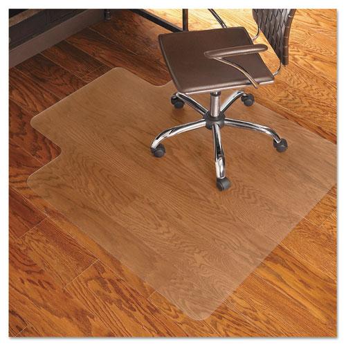 office chair mat 45 x 53 chairs for the living room esr131823 es robbins 45x53 lip - zuma