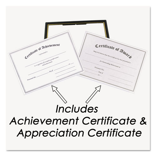 Framed Achievement/Appreciation Awards, Two Designs