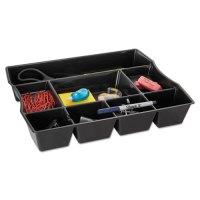RUB21864 Rubbermaid Nine-Compartment Deep Drawer Organizer ...