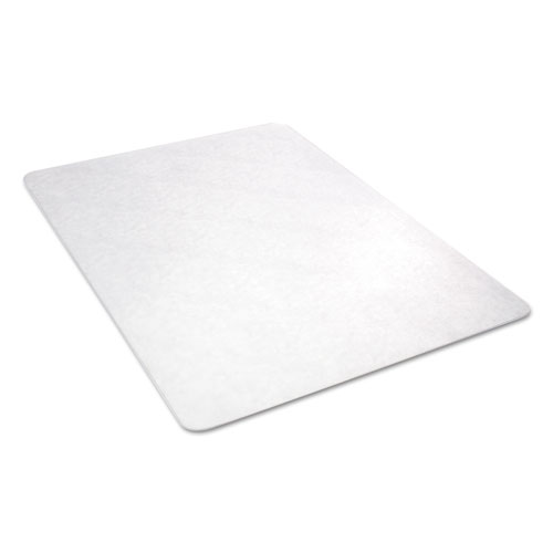 rolling chair mat for wood floors dining chairs at marshalls economat all day use hard floors, 45 x 53, clear | thegreenoffice.com