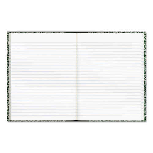 Lab Notebook, Quadrille Rule, 10 1/8 x 7 7/8, White, 96