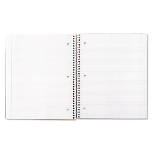 Wirebound Notebook, College Rule, 11 x 8 1/2, 100 Sheets